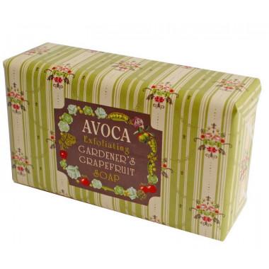 Exfoliating Gardener's Grapefruit Soap Avoca 195g