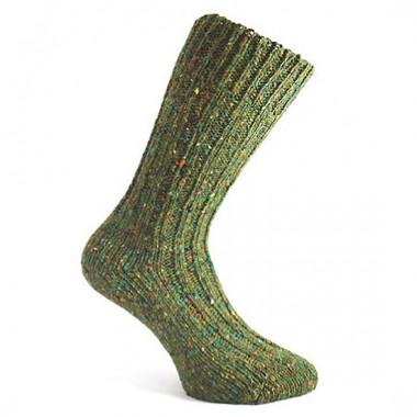Meadow-Coloured Short Socks