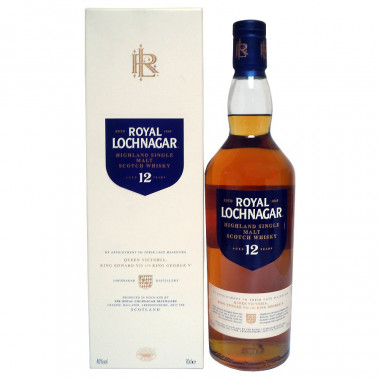 Royal Lochnagar 12 Years Old 70cl 40°