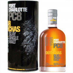 Port Charlotte PC8 70cl 60.5°