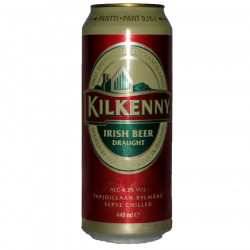 Kilkenny Beer Can 44 cl 4.3°