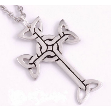 Clonmacnoise Pewter Cross