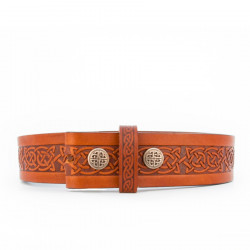 Lee River Brown Belt without Buckle