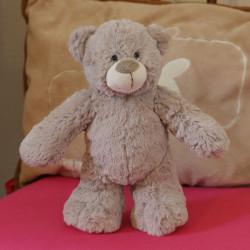 Latte Teddy Bear 21.5 cm