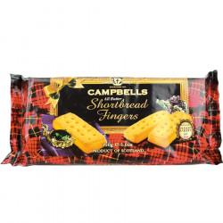 Shortbreads Fingers Campbells 150g