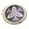 Celtic Knot Pocket Mirror