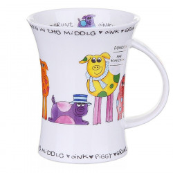 Fun Animal Mug Dunoon 330ml