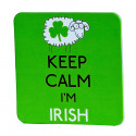Coaster Keep Calm Sheep