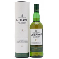 Laphroaig 18 Years Old 70cl 48°