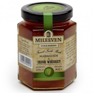 Mileeven Irish Whiskey Marmalade 225g
