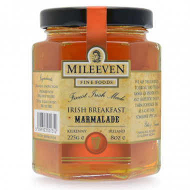 Mileeven Irish Breakfast Marmalade 225g