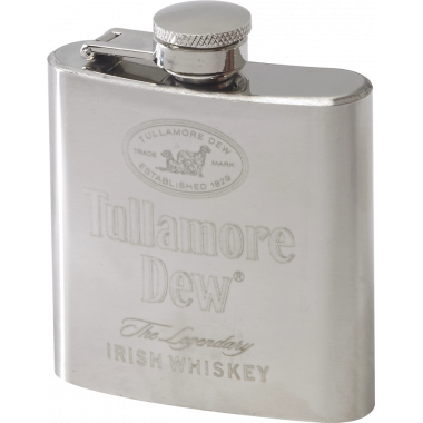 Tullamore Dew Flask