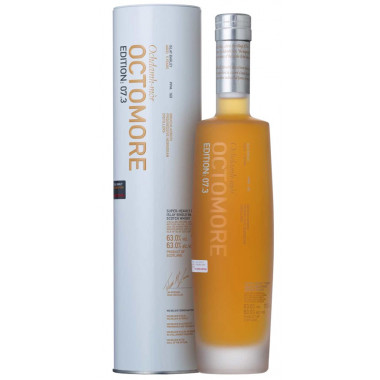 Octomore 7.3 Islay Barley 70cl 63°