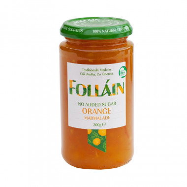 No Added Sugar Orange Preserve Folláin 300g