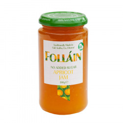 No Added Sugar Apricot Preserve Folláin 300g