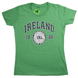 Heather Green Ireland T-Shirt