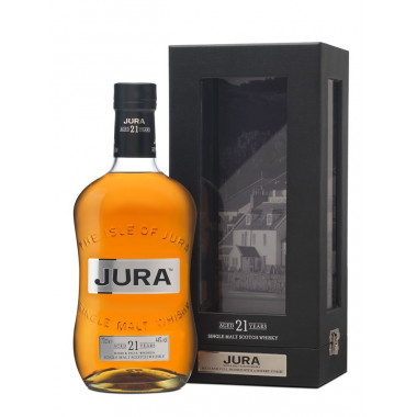 Jura 21 Years Old 70cl 44°