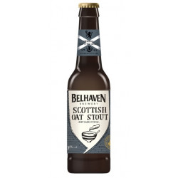 Belhaven Scottish Oat Stout 33cl 7°
