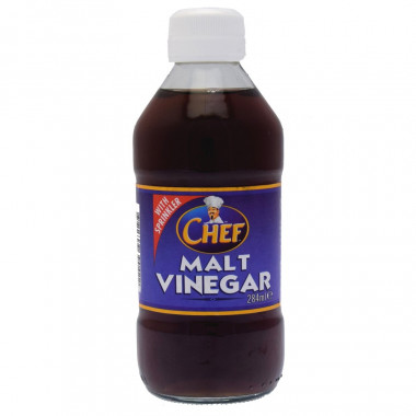 Chef Malt Vinegar 284ml