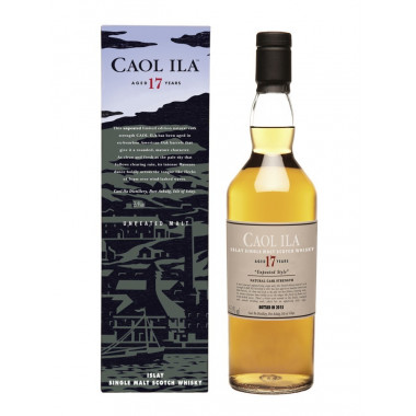 Caol ila 17 Years Old 1997 Unpeated 70cl 55.9°