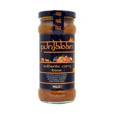 Sauce Punjaban Curry Doux 350g