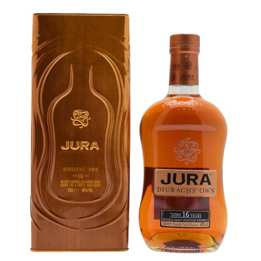 Jura 16 Years Old Diurachs' Own 70cl 40°