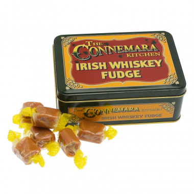 The Connemara Kitchen Irish Whiskey Fudge 150g