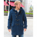 Duffle-Coat Barry Bleu London Tradition
