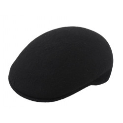 Celtic Alliance Black Rounded Cap