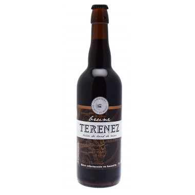 Terenez Brown Beer 75cl 7.5°