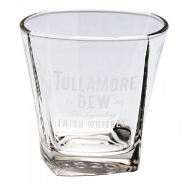 Whiskey Glass Tullamore Dew 25 cl