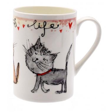 Pet Life Mug 375ml