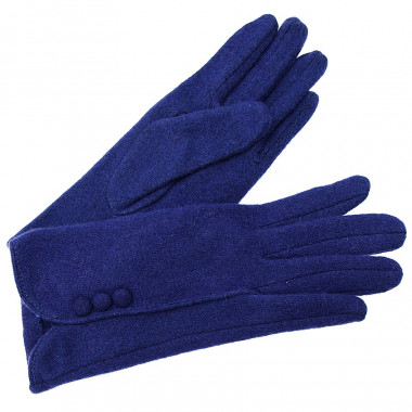 Out Of Ireland Blue Gloves