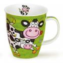 Mug Jumbo Barmy Farmy Dunoon 480ml