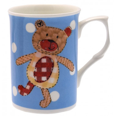 Mug Patchwork Ted 300ml