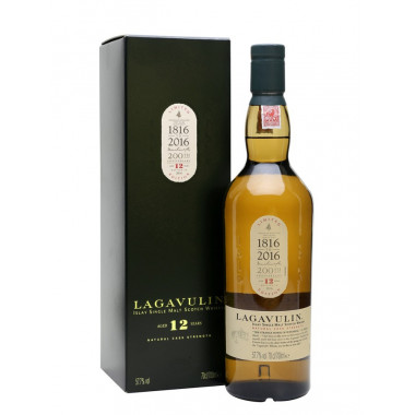 Lagavulin 12 Year-Old Limited Edition 2016 70cl 57.7°