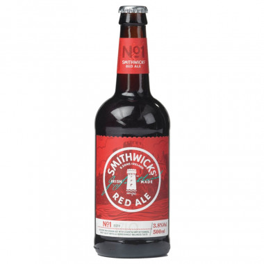 Smithwick's Superior Irish Ale 50cl 3.8°