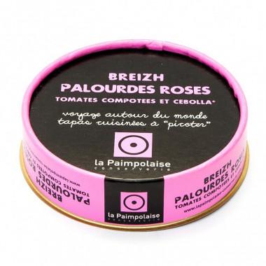 Tapas de Palourdes Roses La Paimpolaise 100g