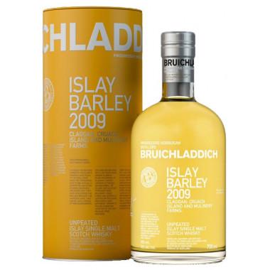 Bruichladdich Islay Barley 2009 70cl 50°
