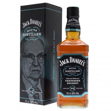 Jack Daniel's Master Distiller N°4 70cl 43°