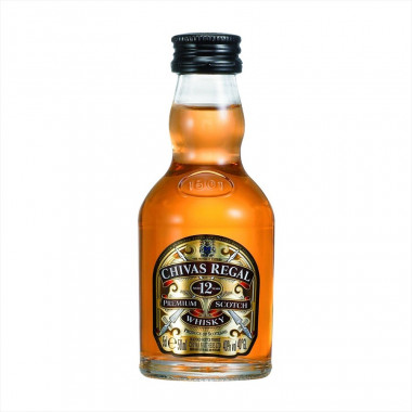 Mignature Chivas Regal 12 Years Old 5cl 40°