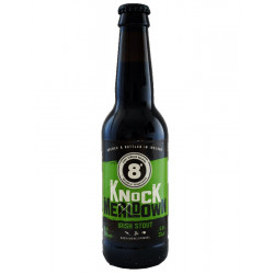 Knockmealdown Stout Eight Degrees 33cl 5°