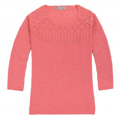 Out Of Ireland Coral sweater