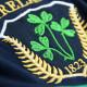 Lansdowne Ireland Green and Navy Striped Polo Shirt