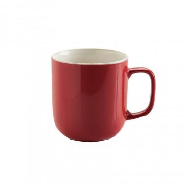 Bright Red Sandstone Mug 400ml
