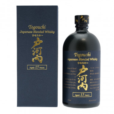Togouchi 15 Years Old 70cl 43.8°