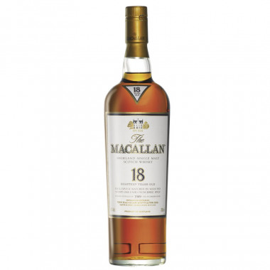 Macallan 18 Years Old 1986  70cl 43°
