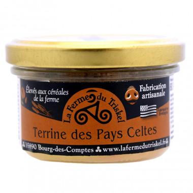 Whisky Terrine La Ferme du Triskel 80g