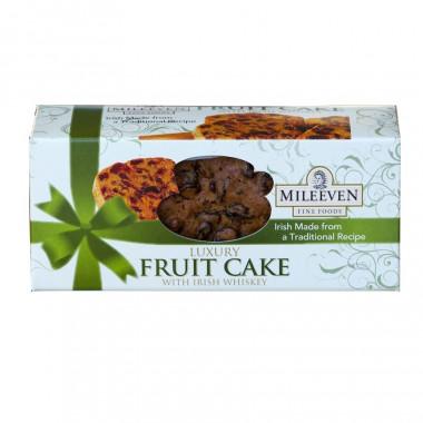 Mileeven Whiskey Fruit Cake 400g