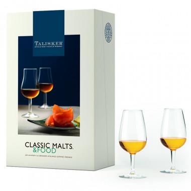 Salmon Box Talisker Classic Malts & Food